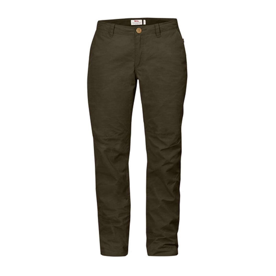 Fjallraven Sormland Tapered Trousers Womens - Unworn Salesman Sample