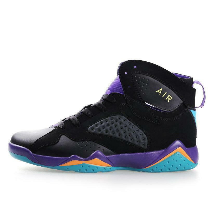 Men Fashion Basketball shoes Women Breathable High Top Boots Sport Sneakers NEW