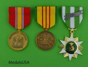 Vietnam-Campaign-Service-and-National-Defense-Medals-US-T1