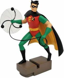 Batman-The-Animated-Series-DC-Galerie-Robin-9-Inch-PVC-Figure-Statue-RRP-99-9
