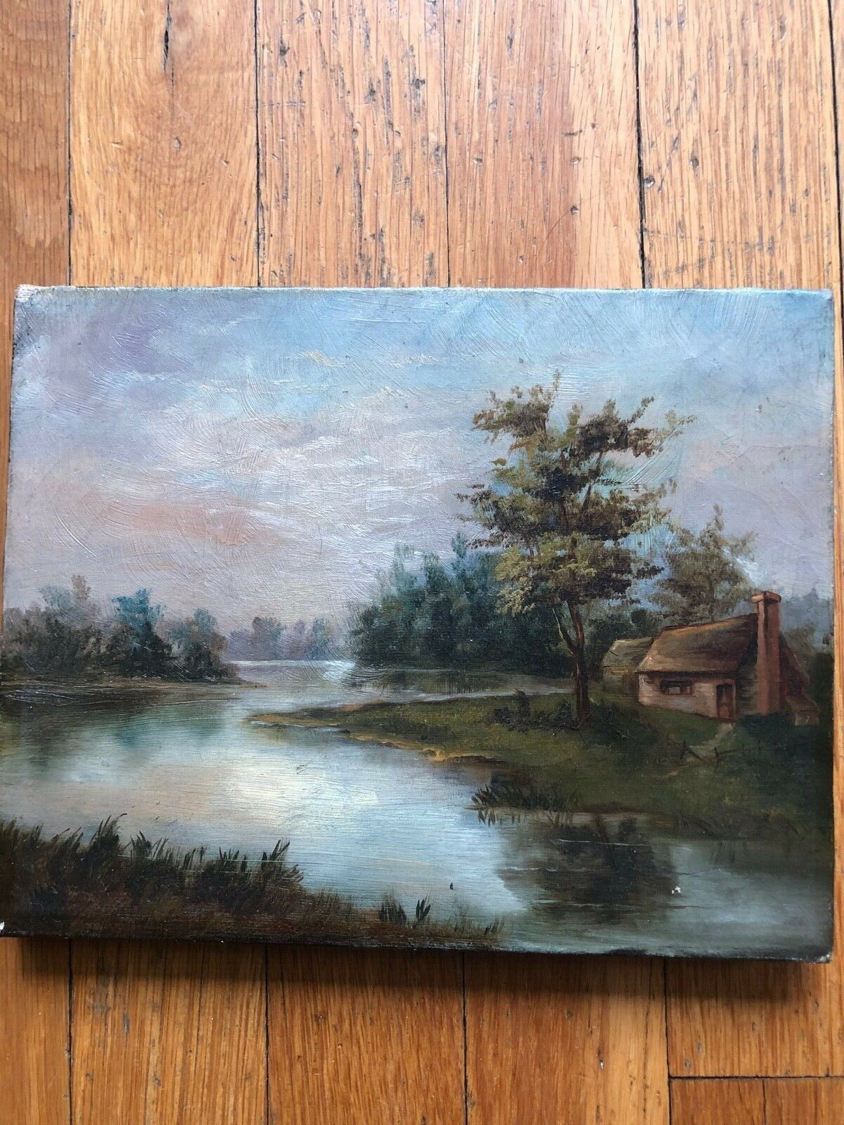 Late 19th century American landscape painting 2