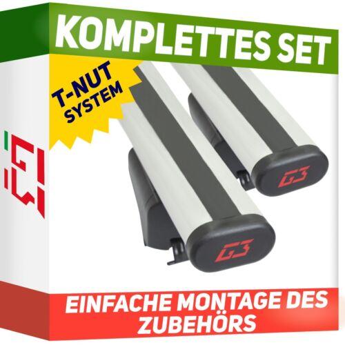 Aluminium Dachträger GA0-RR Fiat Tipo Kombi ab 16 Kompl