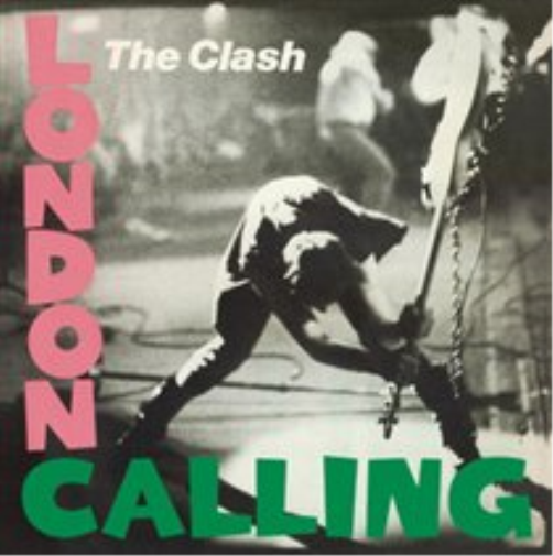 "The Clash-London Calling Vinyl / 12"" Album NEUF"