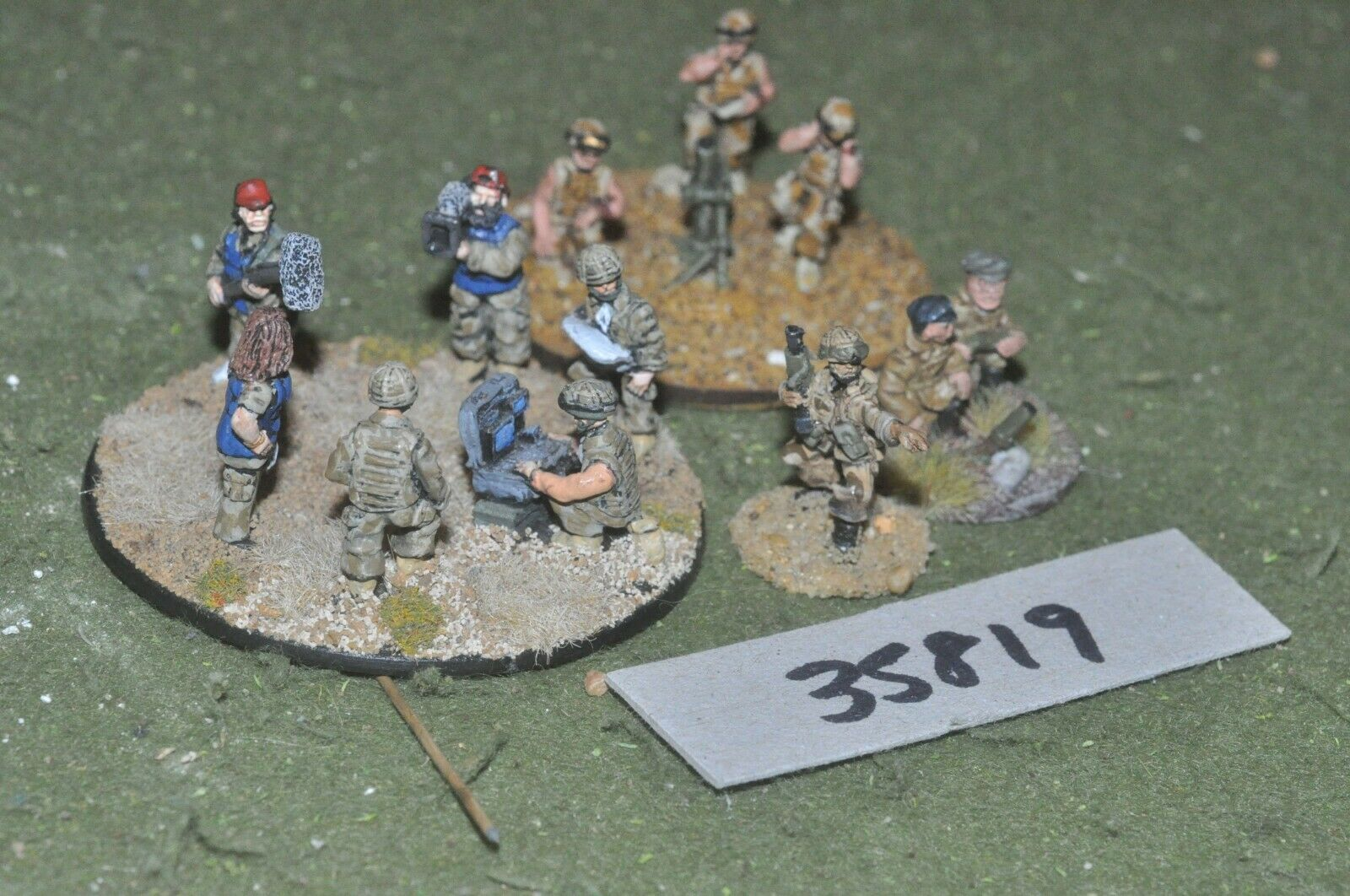 20mm modern   american - section 12 figures - inf (35819)