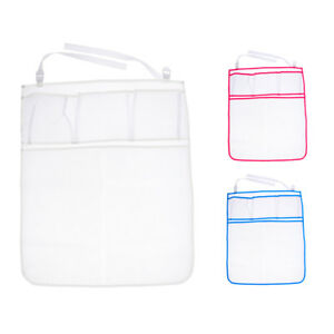 43cb4818661a Details about Baby Kids Crib Cot Bedside Hanging Bag Organizer Diaper  Storage Bed Pouch Pocket