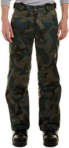 Spyder Men's Dare Athletic Fit Ski Snowboarding Pants,Size S, Inseam Short, NWT