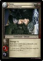 Lord of the Rings CCG Shadows 11U8  Gimli, Lively Combatant X2 LOTR TCG Mint