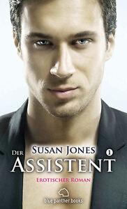 Der-Assistent-1-Erotischer-Roman-von-Susan-Jones-blue-panther-books