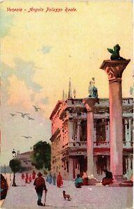 CPA Venezia Angolo Palazzo Reale . ITALY (496604) p4EJCzYq-09090607-851257925