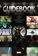 GUIDEBOOK TO THE MARVEL CINEMATIC UNIVERSE 1 NEW HARDCOVER BOOK