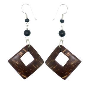 Holz-Ohrringe-Ohrhaenger-Stahl-Sono-Goa-Modeschmuck