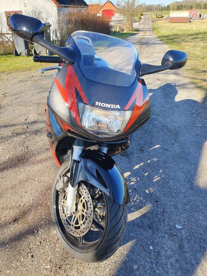 Honda, Cbr600f3, 600 ccm