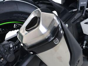 R-amp-G-Racing-Motorcycle-Bike-Exhaust-Protector-in-Black-EP0020BK