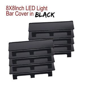 8x8inch lens cover snap kits for straight led light bar 3050 52 la foto se est cargando 8 x 8 034 pulgadas cubierta de lente aloadofball Choice Image