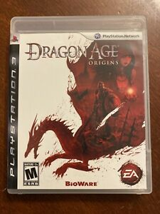 Dragon Age Origins Sony Playstation 3 Ps3 Game Complete Very Good 14633159790 Ebay
