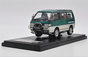1//43 Scale Mitsubishi DELICA 4x4 Diecast Car Model Gifts Collection 2 Colors