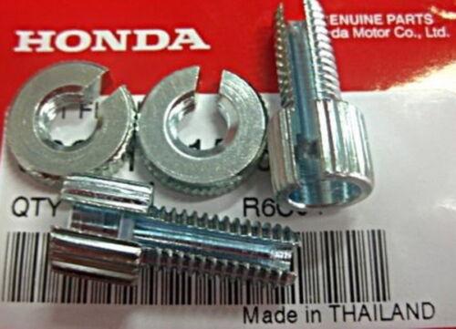 Honda DREAM 250 305 CA72 CA77 C72 C77 CS72 CS77 C71 C76 Cable adjuster Set Japan