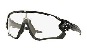 Oakley Oo9290 Jawbreaker Clear Black Iridium Photochromic Sunglasses ... dafdbefa00