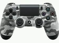 Genuine official Urban Camo Sony Playstation 4 PS4 Wireless DualShock Controller