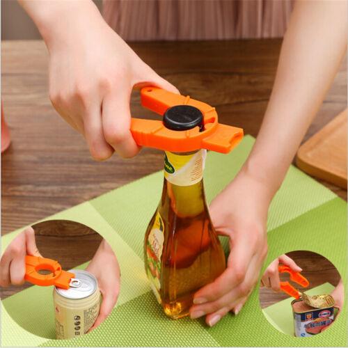 Multi Function Bottle Can Jar Wine Opener Home Kitchen Cooking TyCbA liu