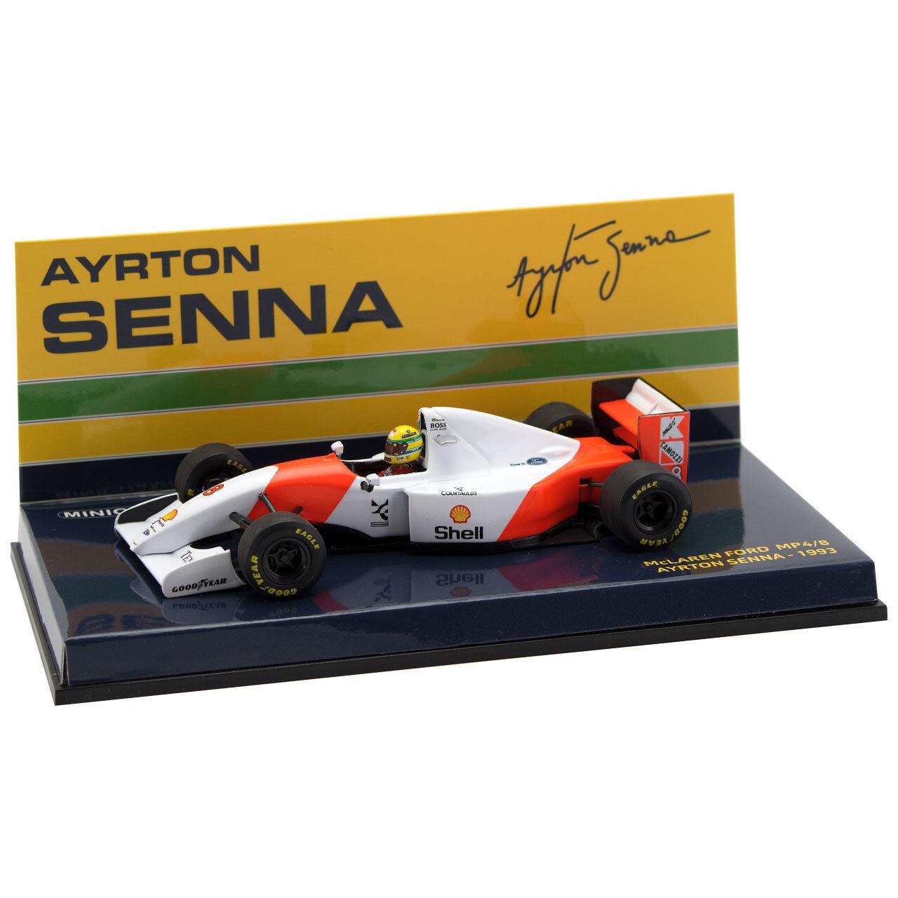 Ayrton Senna McLaren mp4 8 1 43