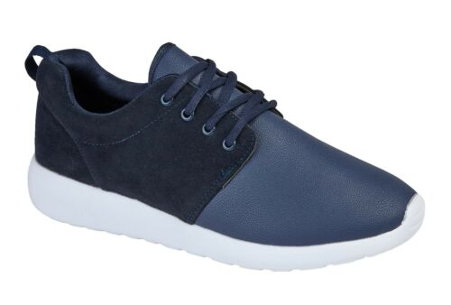NEW MEN/'S LIGHTWEIGHT CASUAL  COMFORTABLE LACE UP TRAINER SPORT HOLIDAYS