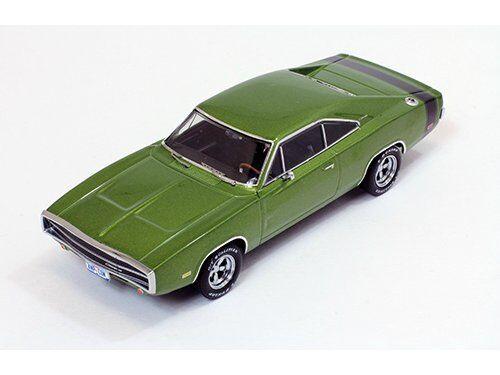 Dodge Dodge Dodge Charger 500 green 1970 Premium X  PRD390 1 43 eb2644