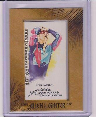 2008 ALLEN /& GINTER DAN JANSEN SPEEDSKATING OLYMPICS CARD #92 ~ MULTIPLES AVAIL