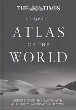 The Times Compact Atlas of the World: Representing the Earth with Authority, Acc