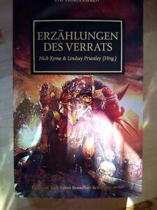 Erzählungen Des Verrats Warhammer 40k, Nick kyme - Höchstadt, Deutschland - Erzählungen Des Verrats Warhammer 40k, Nick kyme - Höchstadt, Deutschland