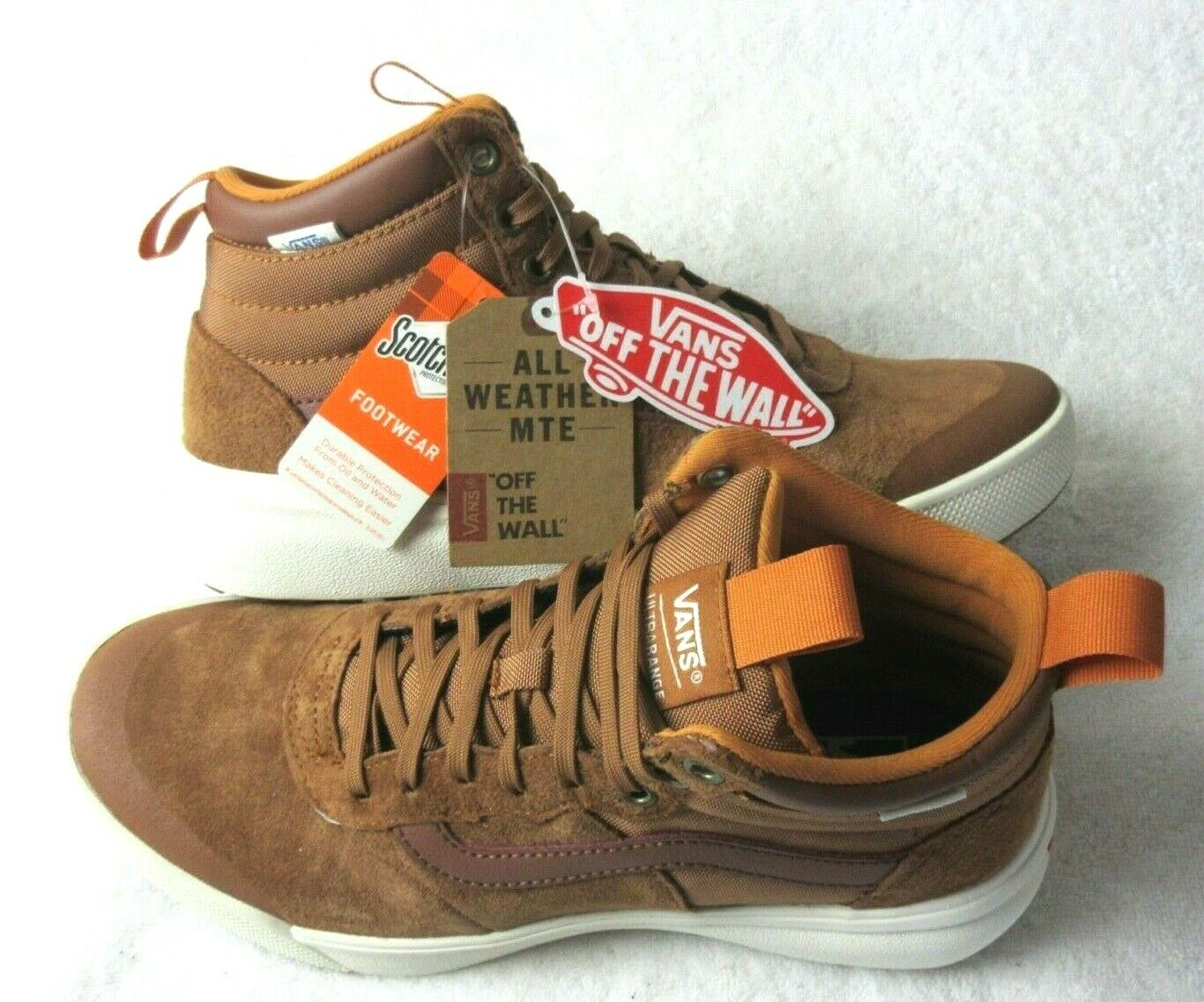 vans ultrarange impermeable