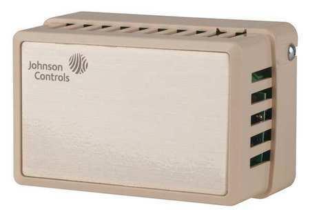 JOHNSON CONTROLS HE-67S3-0N0BT Humidity Sensor Tan Wall
