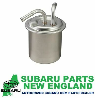 Genuine Subaru Inline Fuel Filter Baja Impreza Legacy Outback Forester 1990-2004