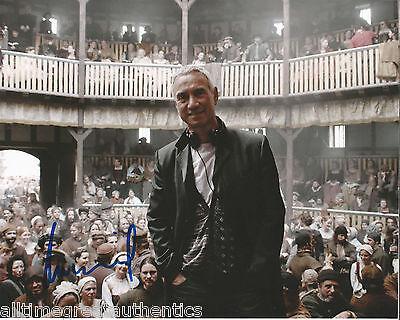 Director Roland Emmerich Hand Signed Authentic 'the Patriot' 8x10 Photo W/coa Entertainment Memorabilia Movies