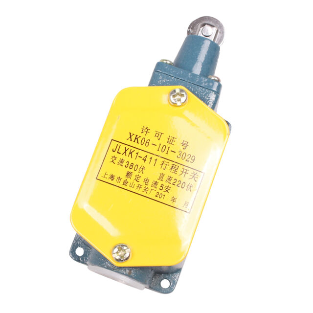 JLXK1-411 Parallel Roller Plunger Enclosed Momentary Limit Switch#n4650
