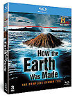 How The Earth Was Made - Series 2 - Complete (Blu-ray, 2011, 3-Disc Set)