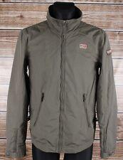 Napapijri Men Bomber Jacket Coat Size M, Genuine