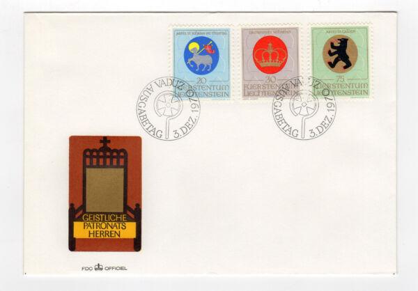 1970 Fdc Liechtenstein Vaduz /fdce41 Assurer IndéFiniment Une Apparence Nouvelle