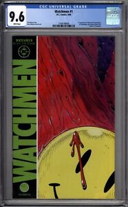Watchmen-1-CGC-Graded-9-6-NM-1st-Rorschach-DC-Comics-1986