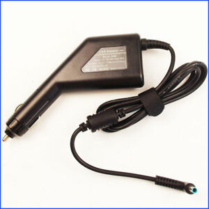 Laptop DC Adapter Car Charger & USB for HP Pavilion 15-AB269SA 15-AB269TX