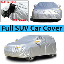 Large Waterproof Full Suv Car Cover Outdoor Rain Uv Resistant Storage Protection Fits Jeep