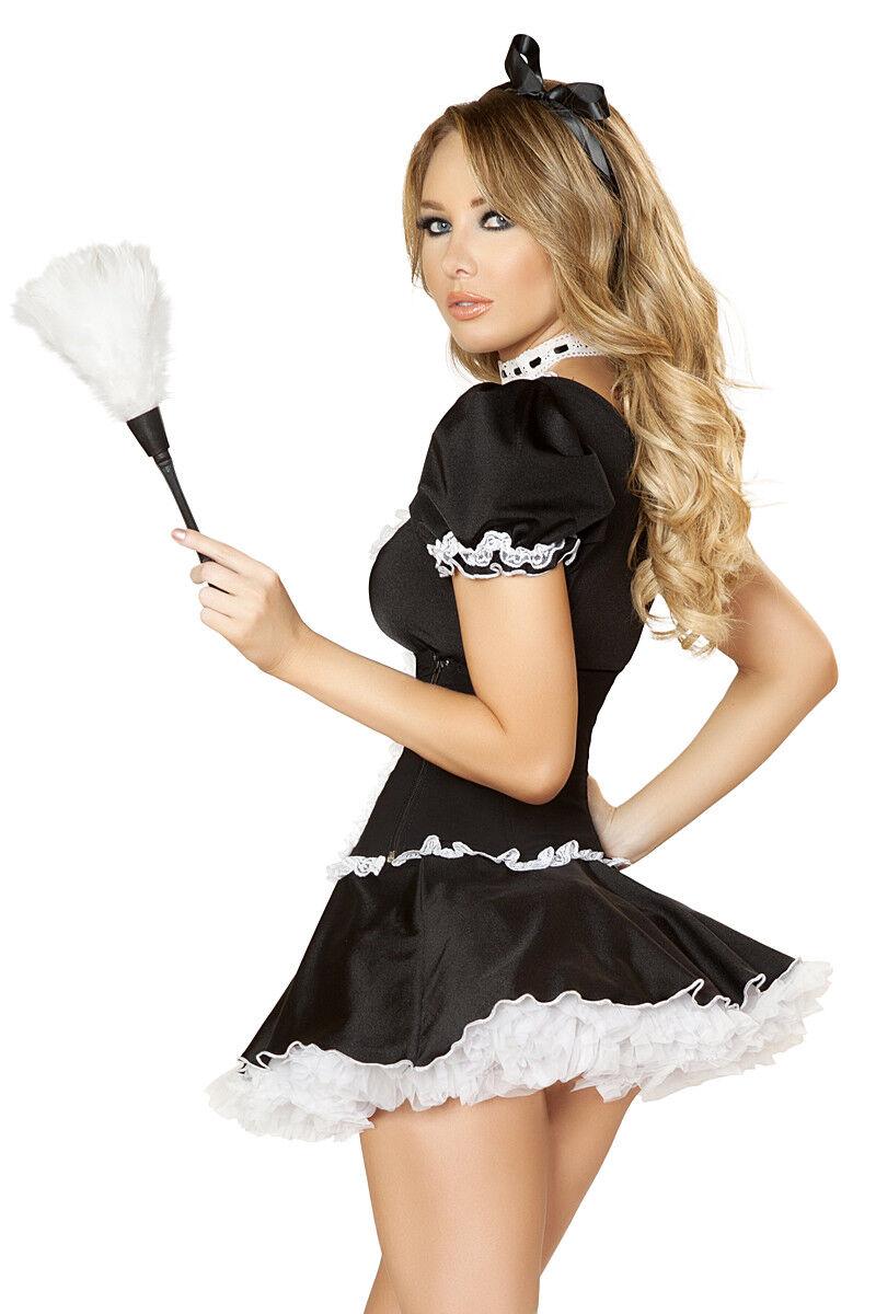 Femme De Chambre Chambre Chambre Costume Maid FASNACHT mardi gras carnaval nouveau-États-Unis d'importation 130638