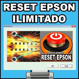 RESET EPSON ILIMITADO W8 W10 GENERATOR FULL KEYGEN L395 L495 Compatible W7