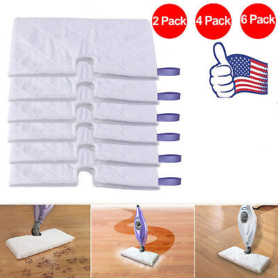 Pocket Mop Pads Kit For Shark S3901 Steam Cleaner Home Cleaning Tools Supplies