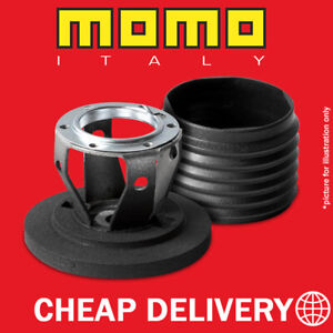 Volvo-740-780-940-760-MOMO-STEERING-WHEEL-BOSS-KIT-HUB-CHEAP-DELIVERY
