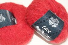 Fb Lana Grossa Wolle Kreativ Lace Paillettes 22 grün 25 g