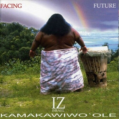1 of 1 - Israel Kamakawiwo'ole, Iz Kamakawiwo'Ole, Israel - Facing Future [New CD]