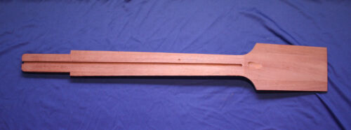 For Carved top//LP style //Mahogany 17//4 Deg hdsk//joint//16th fret mt NeckBlank