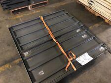 Gondola Store Shelving 48x 245 Grey 4 Available Used