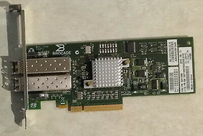 IBM QLogic 4 Gb FC Dual-Port PCIe HBA 39R6528 39R6527